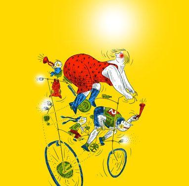 DieCyclette 2015 : Déclarez votre flamme au Vélo !