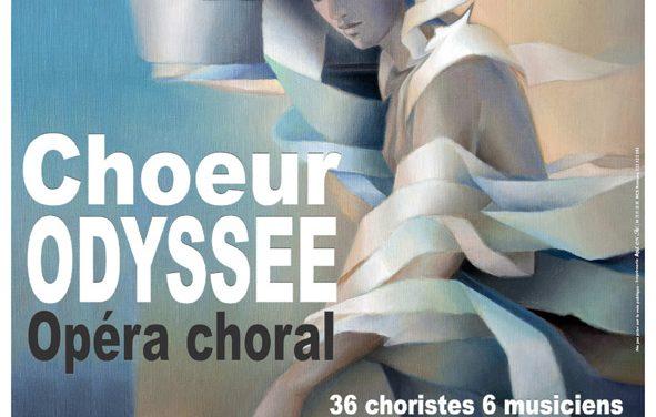 «Orfeo Imaginaire» par le Chœur Odyssée