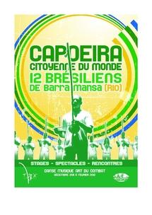 Rencontre avec le groupe brésilien Abada Capoeira et l'association Encontro