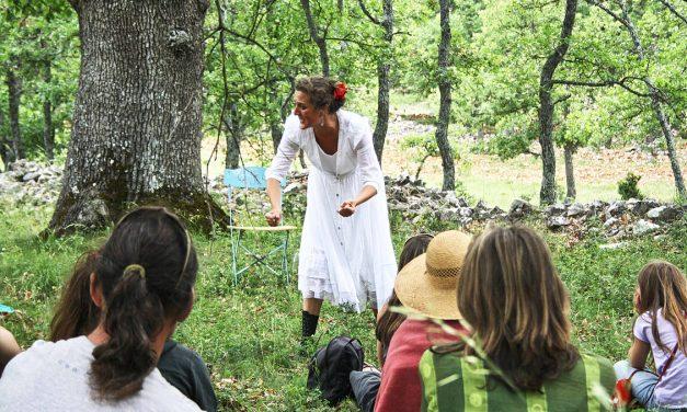 Stage de contes et autres rendez-vous avec Agnès Dauban