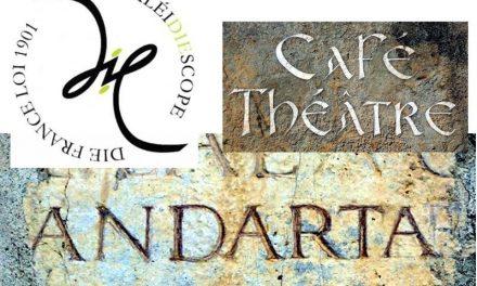 En juin, Café-théâtre Andarta propose l'âme slave