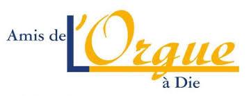 Semaine Nationale «Orgue en France», concert le 16 mai à Die