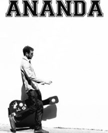 Ananda, guitariste, auteur compositeur pop/folk