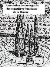 Deuxième bilan de l'association de sauvegarde des cimetieres familiaux de la Drôme