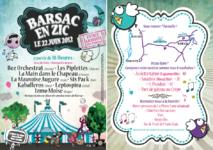 Barsac En Zic ! Le 22 juin 2012…