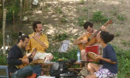 «Batuta» : samba et choro à Paulianne