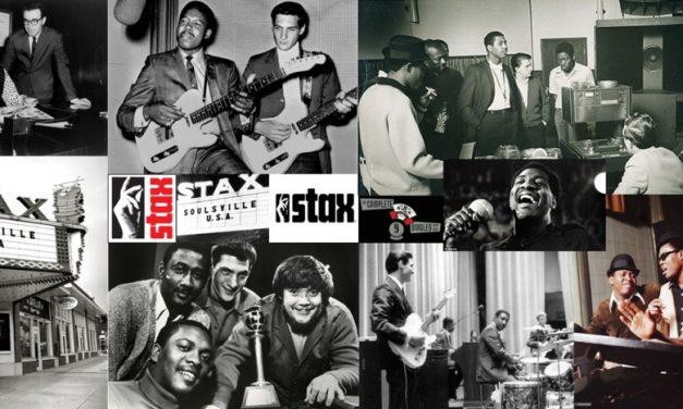 A LA RECHERCHE DU GROOVE PERDU (218) Zoom sur STAX RECORDS 1/2 Période 1959-1967