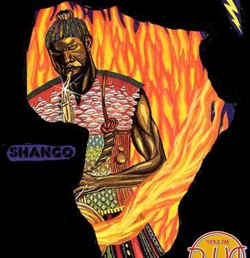 A LA RECHERCHE DU GROOVE PERDU (220) Shango