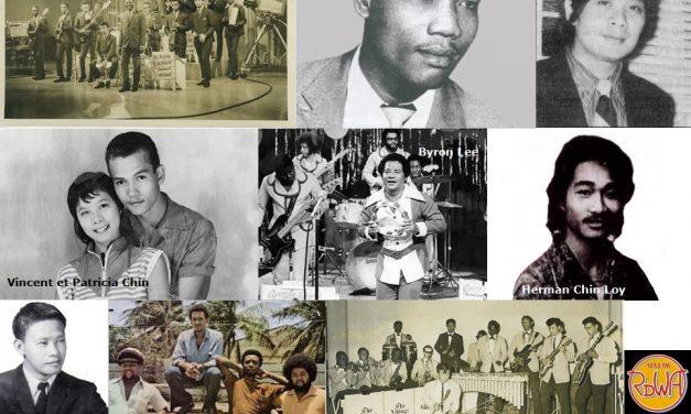 A LA RECHERCHE DU GROOVE PERDU (221) L'influence de la communauté chinoise sur la musique jamaicaine 1/2