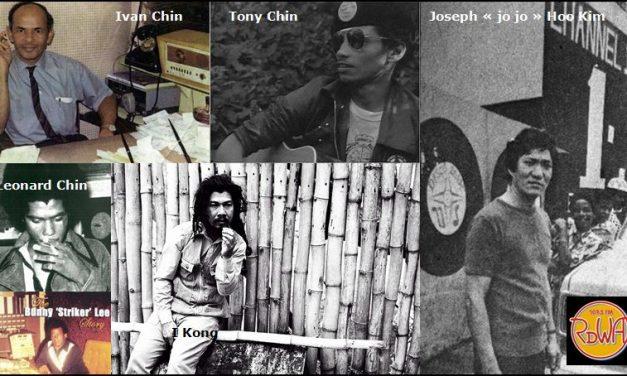 A LA RECHERCHE DU GROOVE PERDU (222) L'influence de la communauté chinoise sur la musique jamaïcaine 2/2