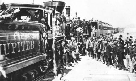 A LA RECHERCHE DU GROOVE PERDU (235) Chansons ferroviaires 1 : Americana sound