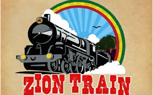 A LA RECHERCHE DU GROOVE PERDU (236) Chansons ferroviaires 2: Let's go to Zion