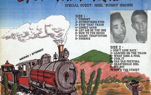 A LA RECHERCHE DU GROOVE PERDU (237) Chansons ferroviaires 3 : Stop that train