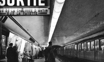 A LA RECHERCHE DU GROOVE PERDU (238) Chansons ferroviaires 4 : Métro, cheminots et matabiau