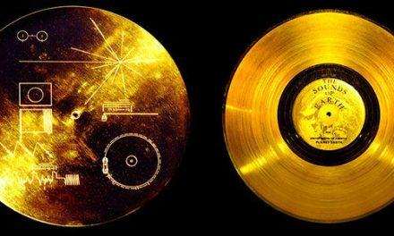A LA RECHERCHE DU GROOVE PERDU (249) Un disque perdu dans l'espace (voyager golden record)