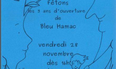 Bleu Hamac a besoin de vous !
