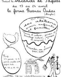 Ateliers Enfants et Famille à Buenas Ondas