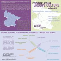 Cartographie Interactive des acteurs culturels du Diois