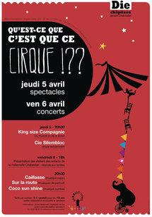 Un châpiteau à Chabestan…? «Qu'es-ce que c'est que ce cirque!??»
