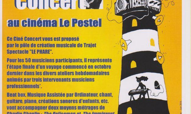 Le Phare : ciné-concert
