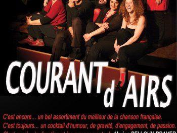 Courant d'airs au théâtre de die le 16 novembre