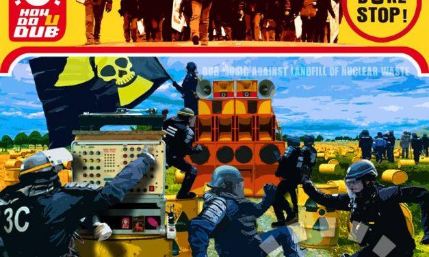 Meltin' Dub (445) : Dub Music Against Landfill Of Nuclear Waste !