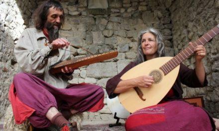 Des spectacles chez l'habitant avec le duo Yachirym