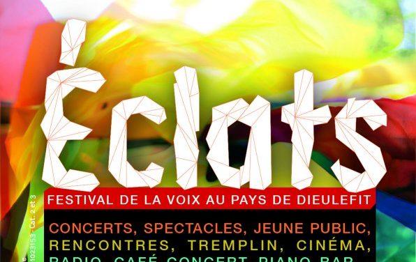 13e édition d'Eclats, Festival de la Voix au pays de Dieulefit