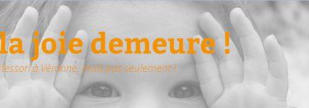 L'école montessori «Que la joie demeure !» est sur Ulule