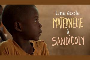 Un école maternelle pour Sandicoly, un documentaire projeté au Centre de l'Aube