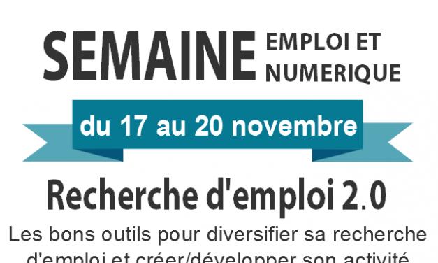 L'EPN de Die organise Recherche d'emploi 2.0