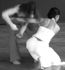 Faites de la danse contemporaine avec Olia Lumelsky !