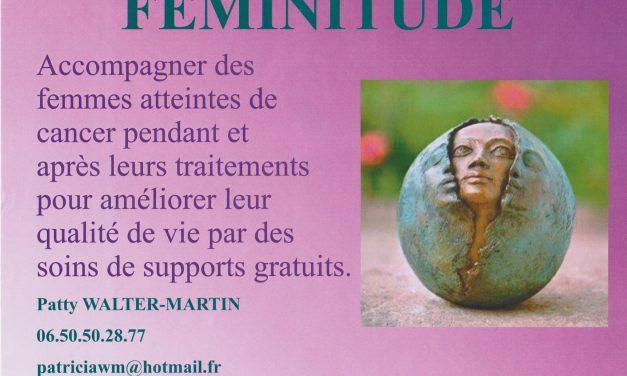 Feminitude : Lutter ensemble contre le Cancer