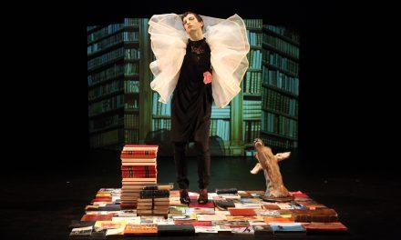 Femme verticale, le 31 mars 2015 au Théâtre de Die