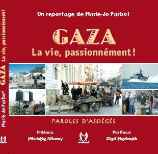 Marie-Jo Parbot à Gaza