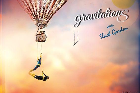 Gravitations, Trapèze Sous Montgolfière