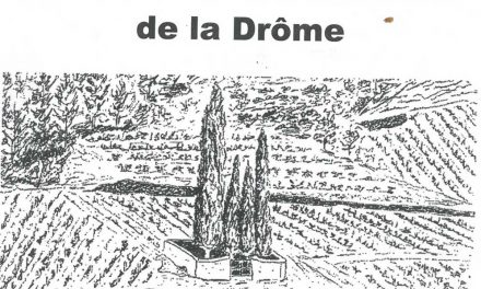 Jean-Claude Rouchouse : Association de Sauvegarde des Cimetières Familiaux en Drôme