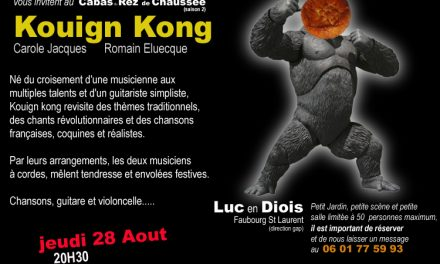 Kouign Kong au Cabas du Rez de Chaussée