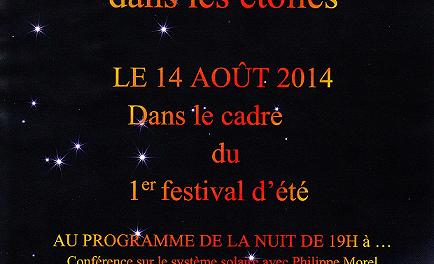 Marignac fête les étoiles & autres animations estivales