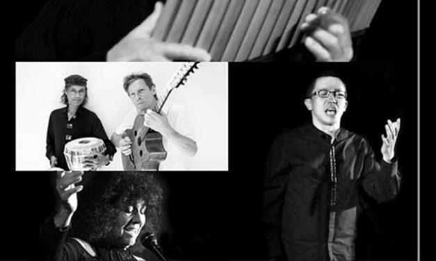 Michel Gentils, Shyamal Maïtra & l'ensemble Samara en concert