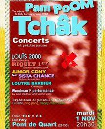 Luxe2000 en Diwouah présente : Pam Poom Tchâk, The Tribute To Eddy Barclay et poel n°186