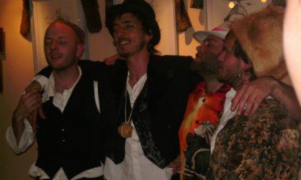 «Der Petaouchnok Band Mobylette Tour» de passage à Die