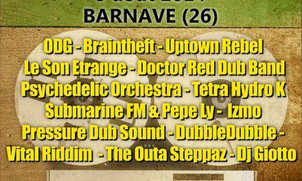 PsychoByDub #6, le Festival Dub de Barnave