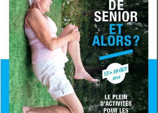 Semaine Bleue dans le Diois : Corps de seniors et alors ?