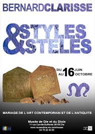 Styles & Stelles, une exposition d'art archéo-contemporain au musée de Die à partir du 16 juin