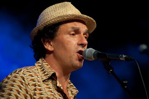 Musique du Brasil avec Sylvain Esnault