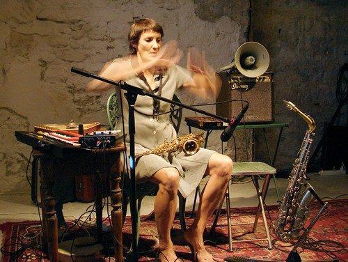 Présentation du concert «Rodeuse» de Thérèse Bosc au Cabaret des Ramières