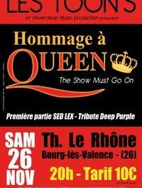 Stéphanie présente, Les Toon's : Hommage à Queen