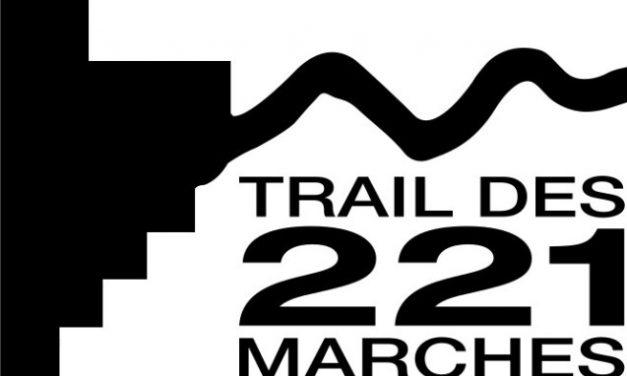 Le Trail des 221 marches à Crest