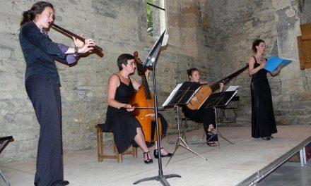 Un été en Musique à Valcroissant